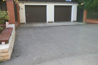 Подъемно-секционные ворота гаража Алютех
